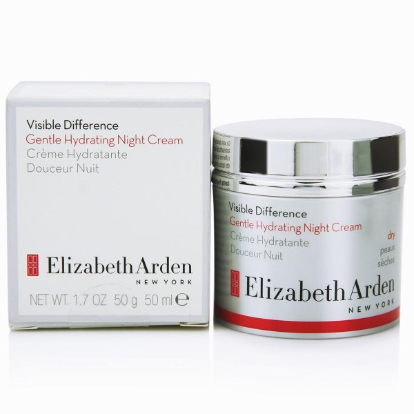Elisabeth arden visible difference gentle hydrating night cream 50ml