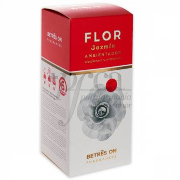 BETRES ON FLOR JAZMIN AMBIENTADOR 85 ML